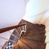 l'escalier, mémoire des lieux