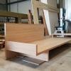 réalisation de la structure en bois massif