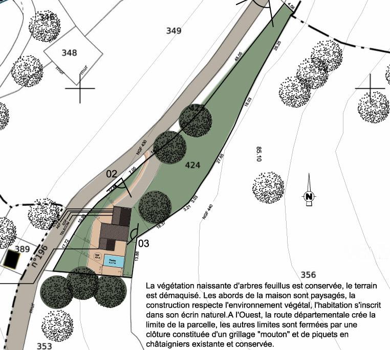 Construire une maison de 100m2 merci du0027une maison for Construire une maison sur un terrain de 100m2