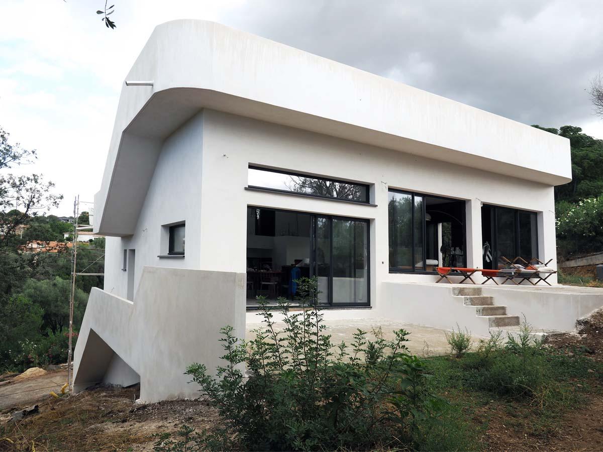 Construction Maison En Pente construction d'une maison dans la pente - atelier rnb