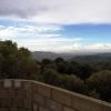 vue depuis le toit terrasse