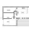 construction-dune-maison-dhabitation- Plan étage