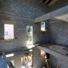 elevation du troisième niveau/pose toiture