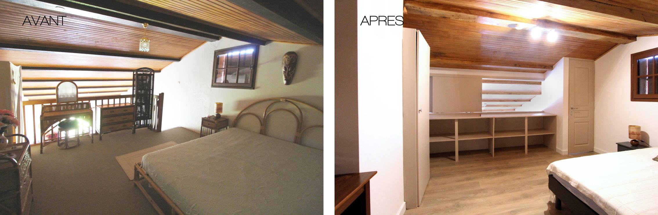 r novation d 39 un appartement de vacances au bord de la mer atelier rnb. Black Bedroom Furniture Sets. Home Design Ideas
