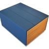 table basse en mode coffre/table basse