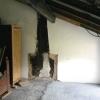 transformation de combles en deux appartements-vue 2 avt