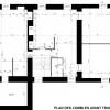 transformation de combles en deux appartements-plan avant