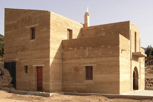 Maison individuelle Belgodère en Pisé