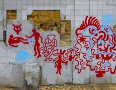 De l'Art dans les rues, à Lisboa