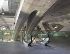 De l'Architecture contemporaine au Portugal, le Parques das Naçoes