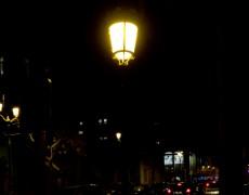 Ajaccio, la nuit