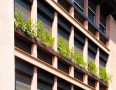 Les jardins suspendus de Milano