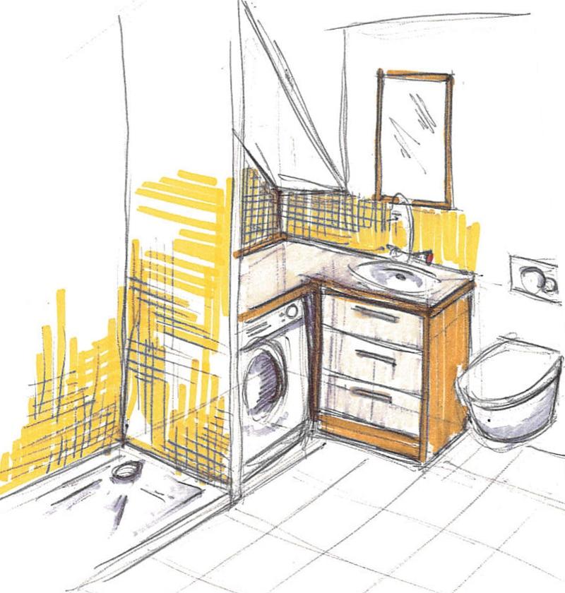 du croquis d 39 intention la planche d 39 ambiance atelier rnb atelier rnb. Black Bedroom Furniture Sets. Home Design Ideas