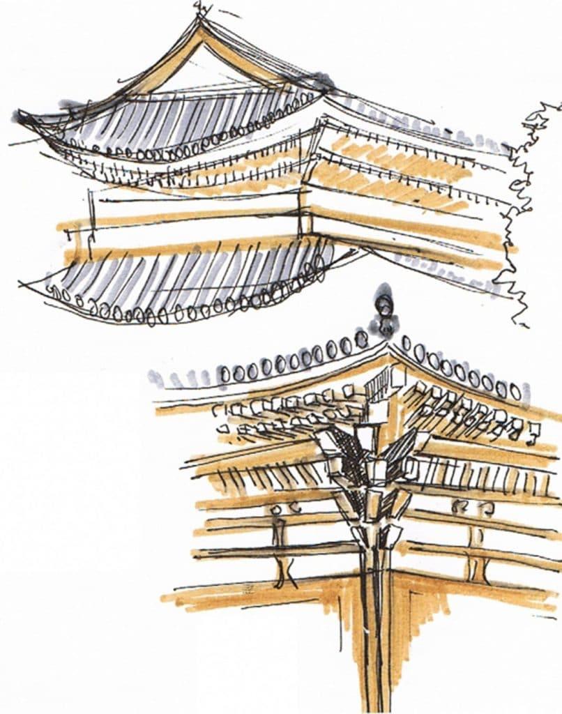 Architecture Dessin : Dessins d architecture etc atelier rnb