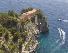 Capri, l'île-escalier, la villa Malaparte