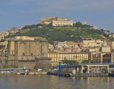Napoli, le mur habité, habiter la pente