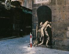 De Pompéi à Napoli, l'Art habite les murs