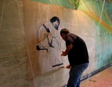 La rumeur d'Orléans – Street Art