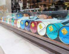 Londres, l'art de faire du lèche-vitrine