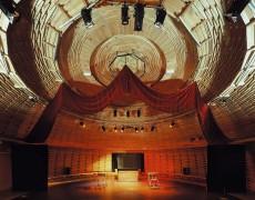 Des salles de spectacle … en bois !