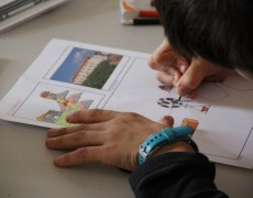 Design ta ville, atelier de sensibilisation à l'Architecture et au patrimoine de la ville d'Ajaccio