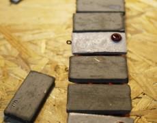 Les premiers bijoux made in Atelier RnB