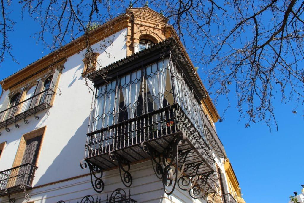 Seville en d tails atelier rnb atelier rnb for Architecture andalouse