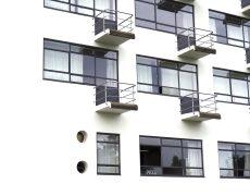 Vivre comme un étudiant du Bauhaus